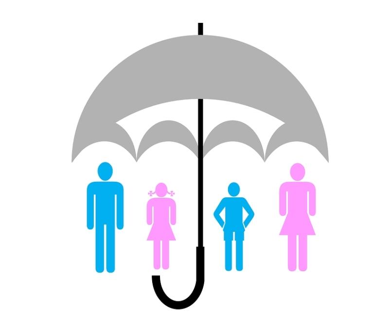 parasol rodzina